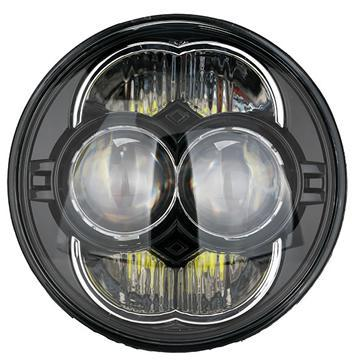 Round 5 Inch  Sealed Beam Replacement LED Headlight